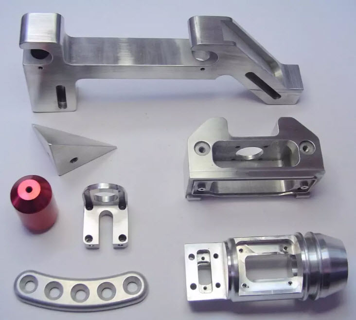 Jigs Processing - Chrome Plating