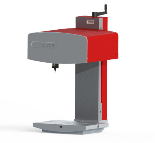 E10 C303 Dot Peen Marking Machine