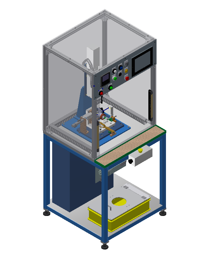 Material Testing Machine For Air Tightness