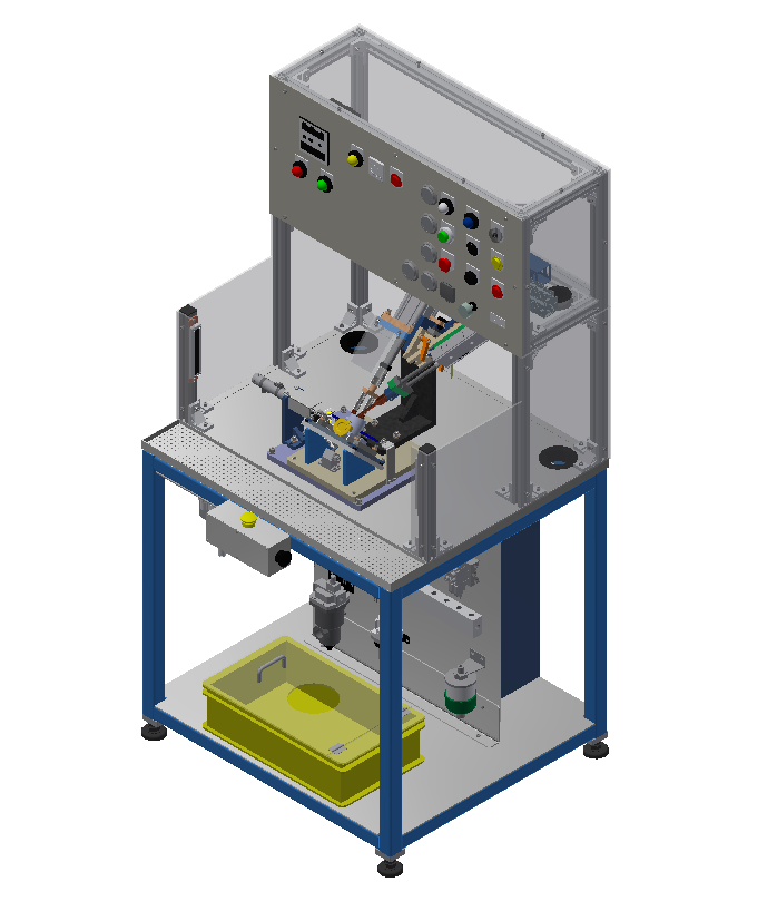 Product Airtight Testing Machine